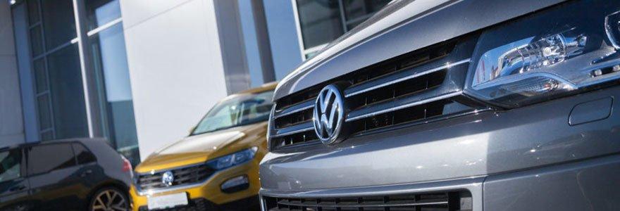 Véhicules Volkswagen d'occasion