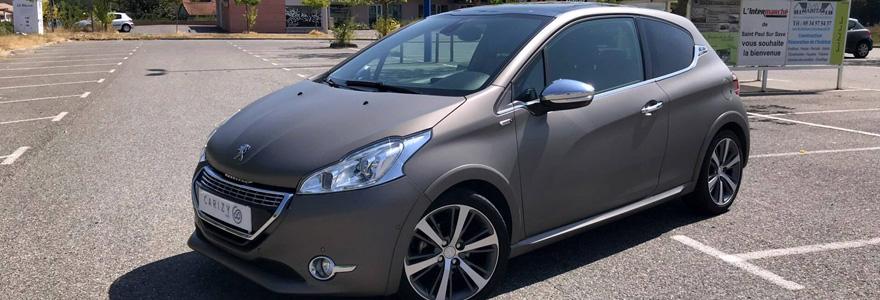Peugeot 208 d'occasion